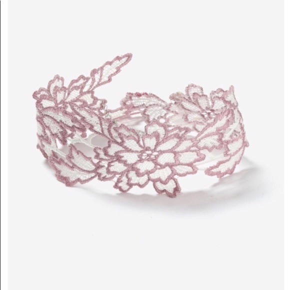 TOPSHOP Freedom New Pretty Gorgeous Pink Hair Band RRP £5